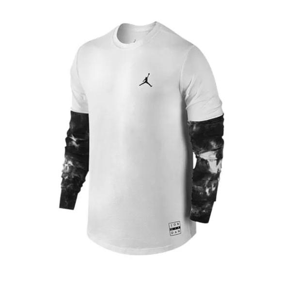 d9f6251fd74b Jordan Long Sleeve Shirt